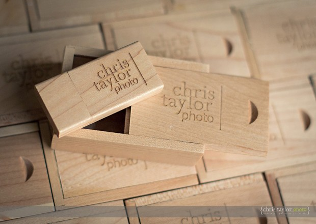 Norfolk wedding photography usb sticks