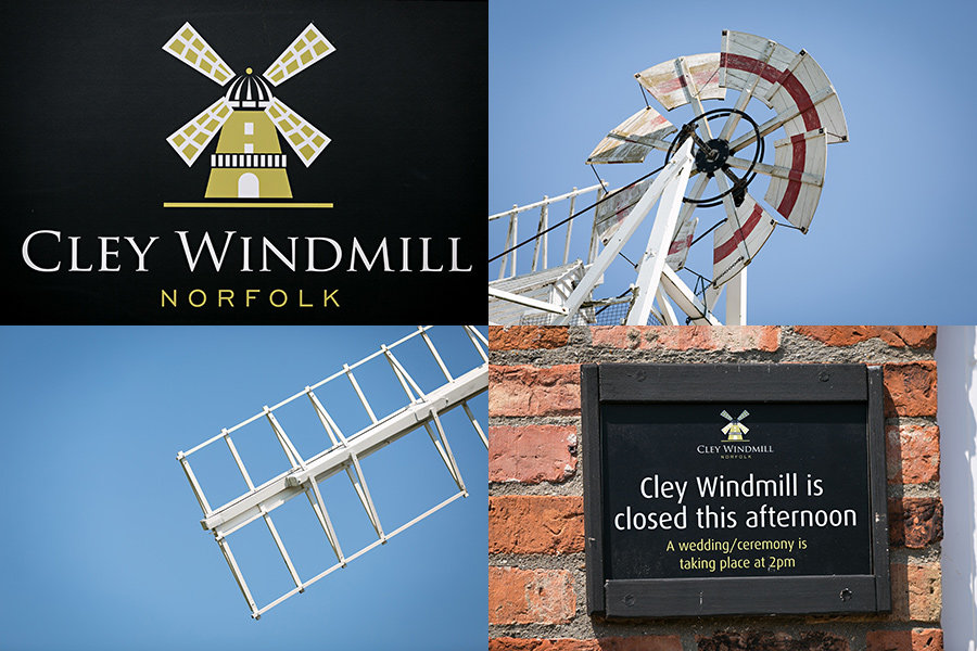 Cley Mill photographs