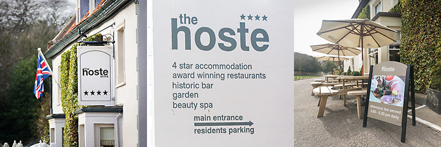 Stunning photography of The Hoste