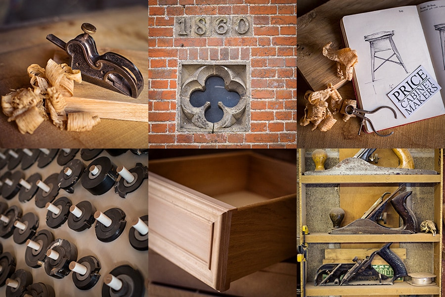 Price cabinetmakers