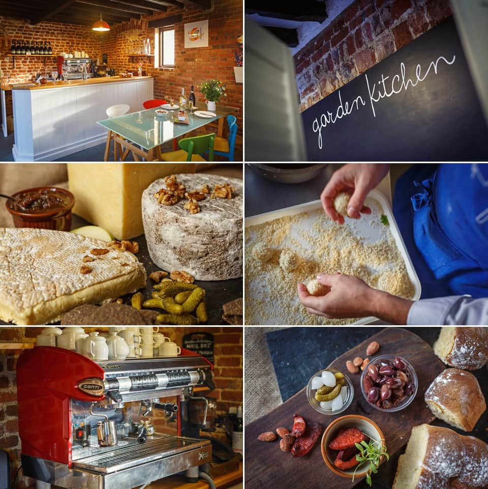The Garden Kitchen New Photography For The Garden Kitchen Cafac Hoveton O Commercial