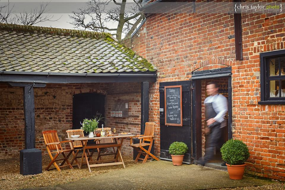 New photography for the Garden Kitchen Café Hoveton