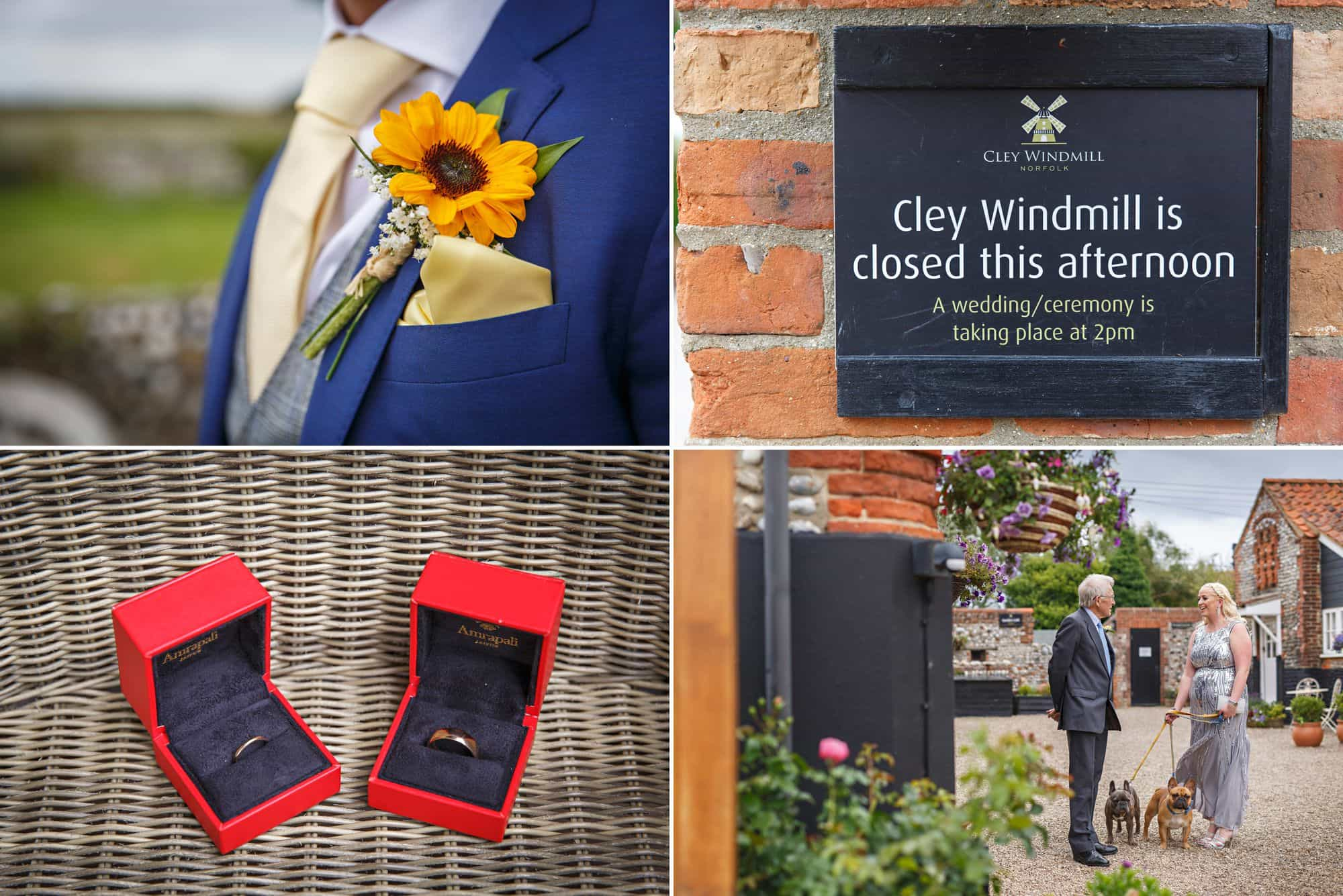 Enjoy Shooting The Short Weddings At Cley Windmill So Many Amazing Views And Shot Opportunities Including A Chance To Get Some Nice Aerial Shots Using